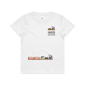 Front and Back Print Light - Kids Youth T shirt Thumbnail